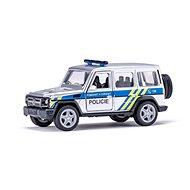 Siku Super česká verze - policie Mercedes AMG G65