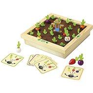 Drevená hračka Vilac Hra zber úrody zo záhradky - Dřevěná hračka