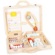 Small Foot Detský lekársky kufrík pre malých zubárov 2 v 1 - Lekárska taška