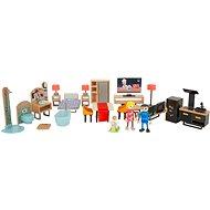 Small Foot Moderná sada nábytku pre bábiky - Nábytok pre bábiky