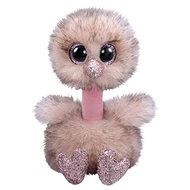 Boos Henna, 42 cm – ružovo-hnedý pštros