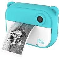 Detský instantný fotoaparát myFirst Camera Insta 2 – blue