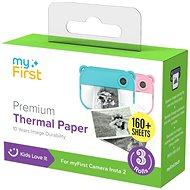 Termopapierové kotúčiky myFirst Thermal Paper