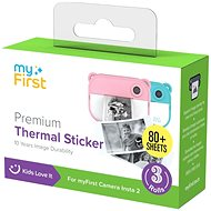 Termopapierové samolepiace kotúčiky myFirst Thermal Sticker