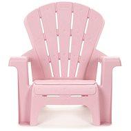 Little Tikes, Záhradná stolička – ružová - Detská stolička