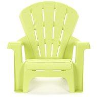 Little Tikes, Záhradná stolička – zelená - Detská stolička