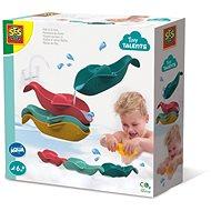 SES Veselé kalíšky do vane – rybičky