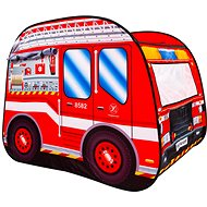 Imaginarium Látkové hasičské auto - Detský stan