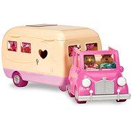 Imaginarium Veselý príves, zvieratká na výlet, 38 ks - Doplnok pre bábiky