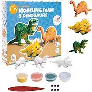 Imaginarium Modelovacia sada, 3 dinosaury