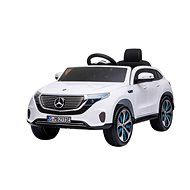 Mercedes-Benz EQC, biele