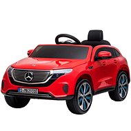 Mercedes-Benz EQC, červené