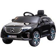 Mercedes-Benz EQC, čierne