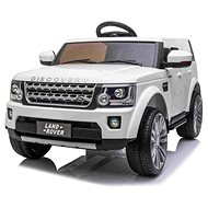 Land Rover Discovery, biele