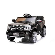 Land Rover Discovery, čierne