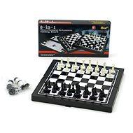 Šachová sada 3 v 1