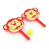 Sada penových rakiet – opička