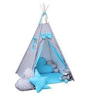 BabyTýpka teepee Stars blue
