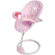 Decuevas 51541 jedálenská stolička a hojdačka pre bábiky 3 v 1 ocean fantasy 2021 - Nábytok pre bábiky