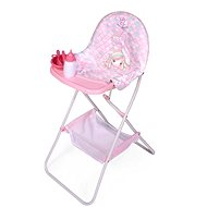 Decuevas 53241 skladacia jedálenská stolička pre bábiky s doplnkami ocean fantasy 2021 - Nábytok pre bábiky