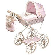 Decuevas 80043 skladací kočík pre bábiky s batôžkom Didi 2021 – 81 cm - Kočík pre bábiky