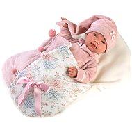 Llorens 84450 New Born – 44 cm