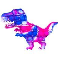 Pop It Pop it - dinosaurus fialovo-modrý
