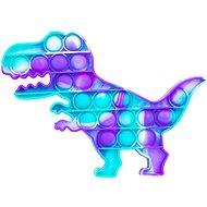 Pop It Pop it - dinosaurus tyrkysově-fialový