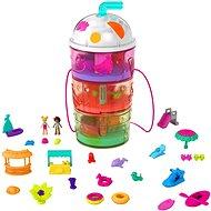 Polly Pocket bábika tropická herná sada - Bábika