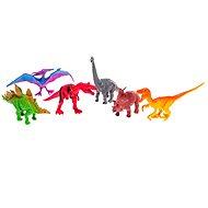 Figúrky Sada dinosov 30 × 25 × 5 cm