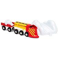 Brio World 33606 Vlak so snehovým pluhom