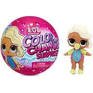 L.O.L. Surprise! Bábika so zmenou farby