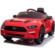 Driftovacie elektrické autíčko Ford Mustang 24 V, červené