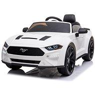 Elektrické autíčko Ford Mustang 24 V, biele
