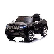 Elektrické autíčko JEEP GRAND CHEROKEE 12 V, čierne