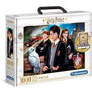 Puzzle 1000 in valigetta Harry Potter