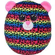 Ty Squish-a-Boos Dotty, 22 cm – farebný leopard