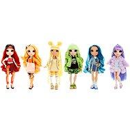 Rainbow High Fashion bábiky, six-pack, outfity 1