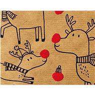 Vianočný papier 1 m/70,5 cm, Nos