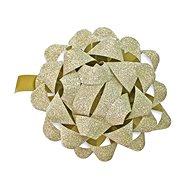 Dárková mašlička 80mm, zlatá - Balenie darčekov