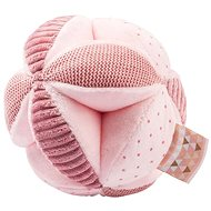Nattou Toy Ball Educational 4 Activities Lapidou Pink