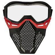 Nerf Rival Face Maska červená - Príslušenstvo k pištoli Nerf