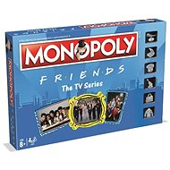 Monopoly Friends CZ - Spoločenská hra