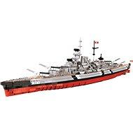 Cobi 3081 WOW Loď Bismarck - Stavebnica
