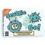 Scottie Go! CZ - Dosková hra