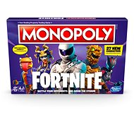Monopoly Fortnite - Spoločenská hra