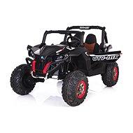 New RSX – čierne - Detské elektrické auto