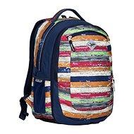 Explore Viki Melange - Školský batoh