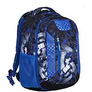 Explore Lian Mix blue - Školský batoh