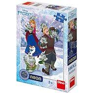 Frozen a trolovia - Puzzle